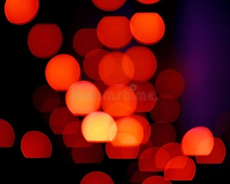 Fond coloré de tache floue - lumières colorées photo libre de droits