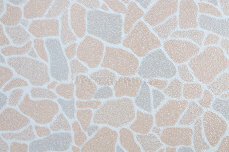 Fond coloré de texture de décoration de mur de carreaux de céramique image stock