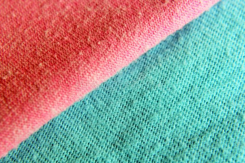 Fond coloré de tissu image stock