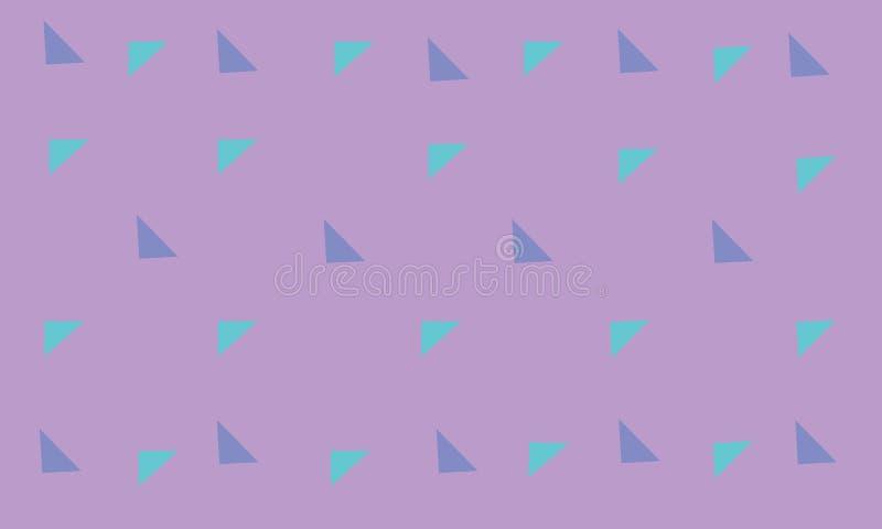 Fond coloré doux de résumé pour le papier peint illustration de vecteur