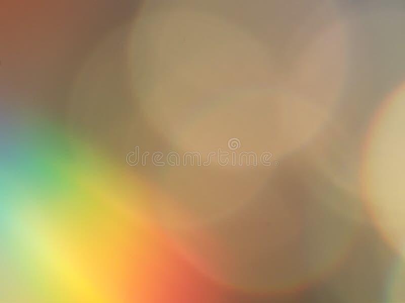 Fond coloré multi de Bokeh photographie stock libre de droits