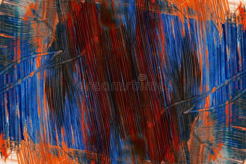 Fond conçu d'art abstrait illustration de vecteur