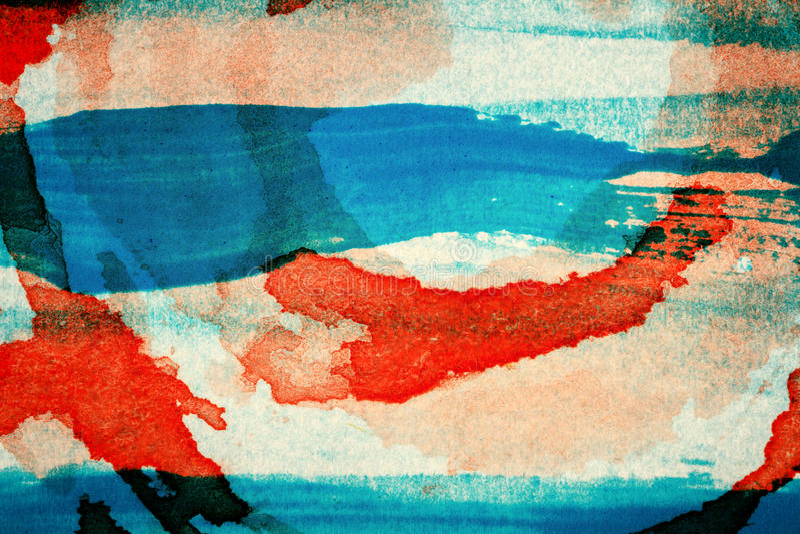 Fond conçu d'arts abstraits illustration stock
