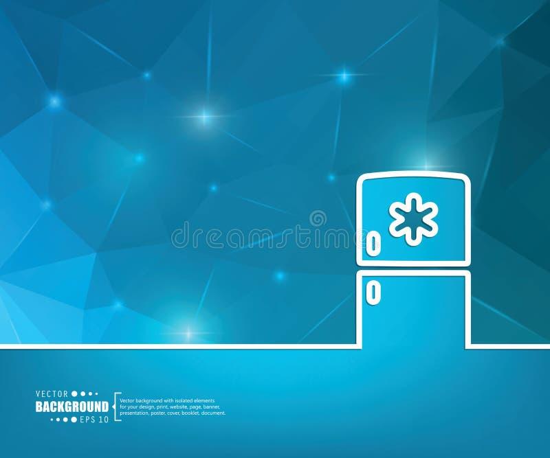 Fond créatif abstrait de vecteur de concept pour le Web et les applications mobiles, conception de calibre d'illustration, affair illustration de vecteur