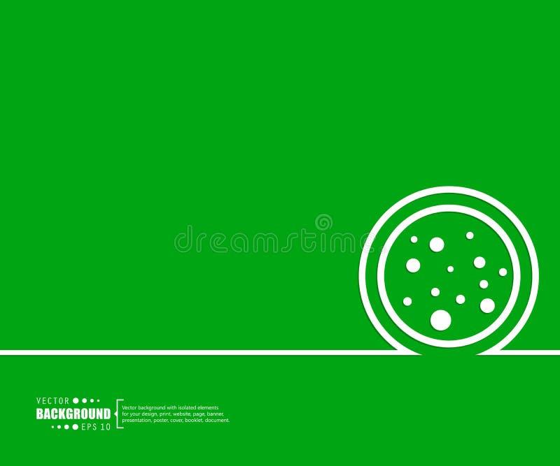 Fond créatif abstrait de vecteur de concept Pour le Web et les applications mobiles, conception de calibre d'illustration, affair illustration stock