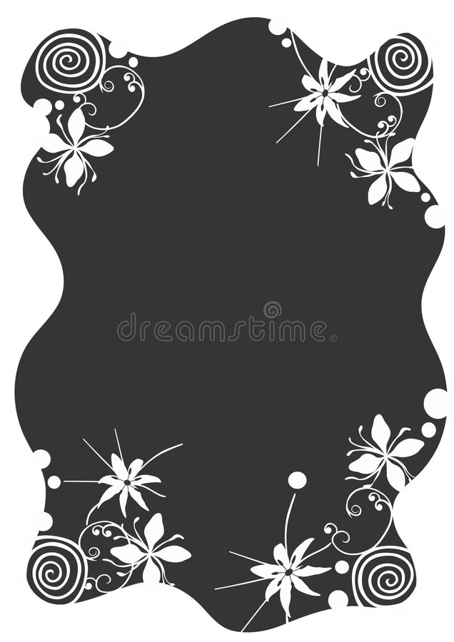 Download Fond décoratif illustration stock. Illustration du remous - 729560