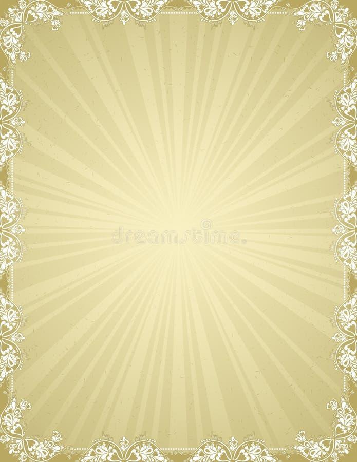 Fond décoratif, vecteur illustration stock