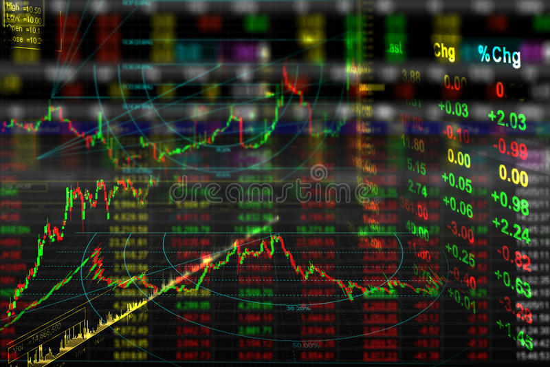 Fond d'échange courant image stock