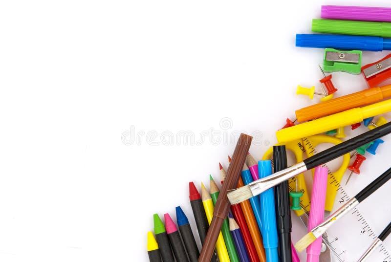 Fond d'école photo libre de droits
