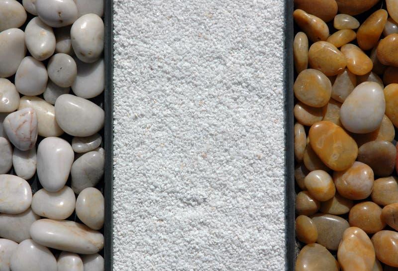 Fond d'éléments de roche photographie stock
