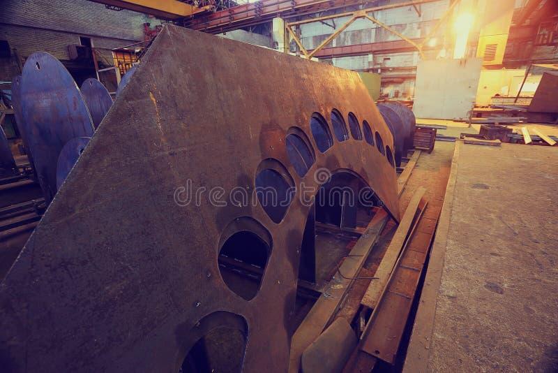 Fond d'équipement industriel  photo libre de droits