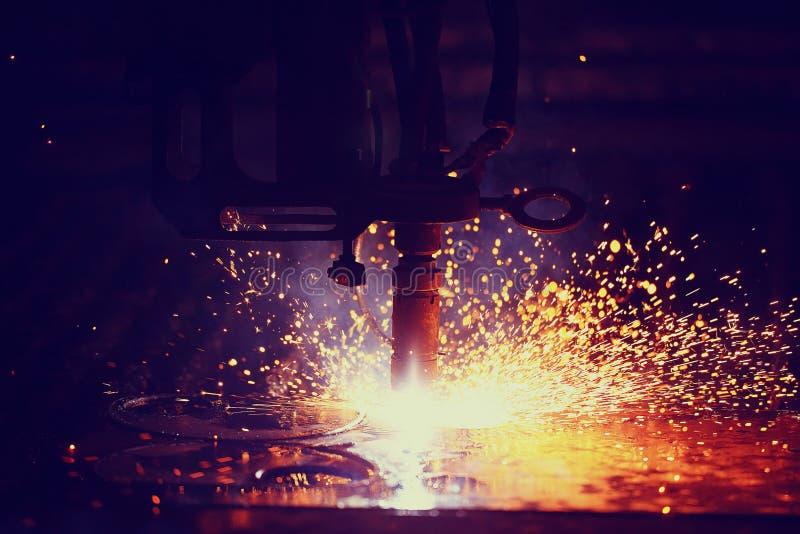 Fond d'équipement industriel  photos stock