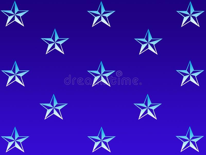 Fond d'étoile illustration libre de droits
