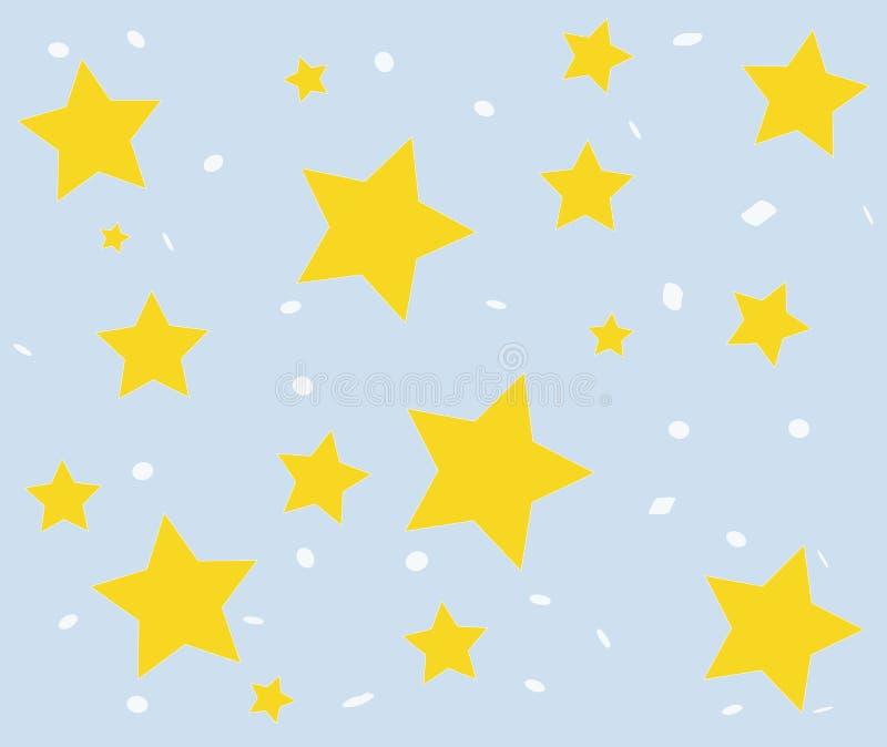 Fond d'étoile photo stock