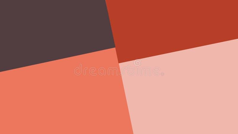 Fond d'abrégé sur bloc de couleur d'illustrations photographie stock