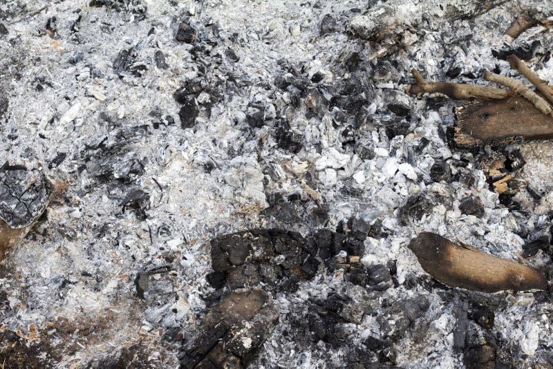Fond d'abrégé sur texture de cendres photo stock
