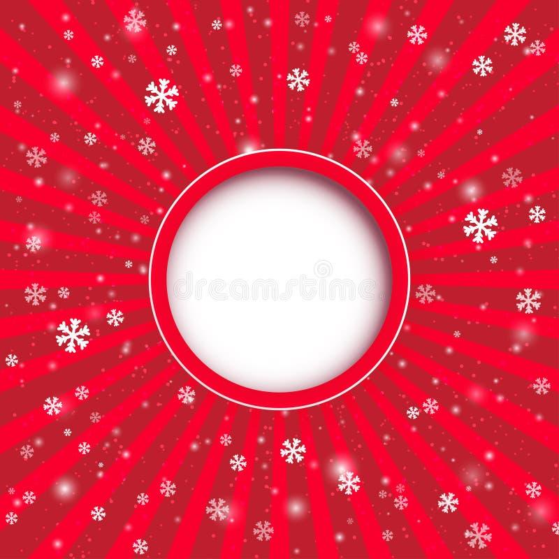 Fond d'applique de Noël. Illustration de vecteur pour votre desi illustration stock