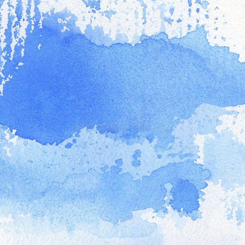 Fond d'aquarelle photo stock