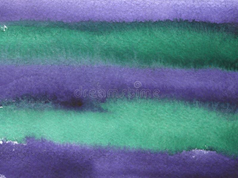 Fond d'aquarelle avec la texture de papier photographie stock libre de droits