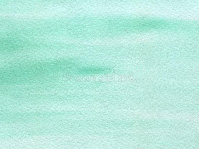 Fond d'aquarelle avec la texture de papier image stock