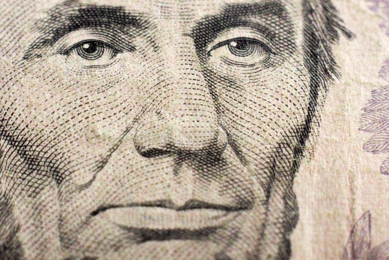 Fond d'argent - dollars américains images stock
