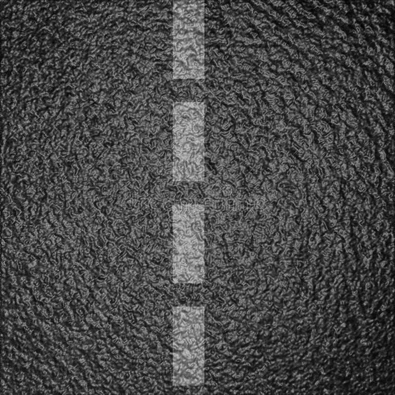 Fond d'asphalte illustration stock