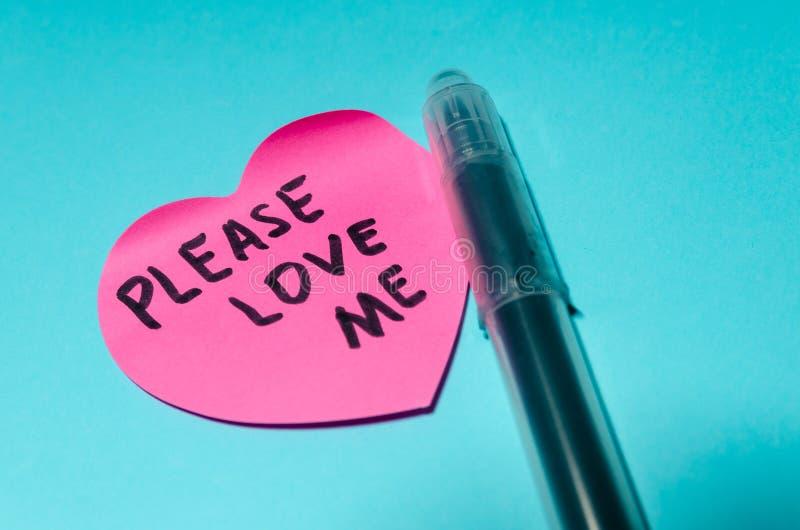 Fond d'autocollants de coeur image libre de droits