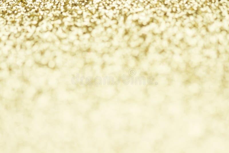 Fond d'or avec l'espace de copie image stock
