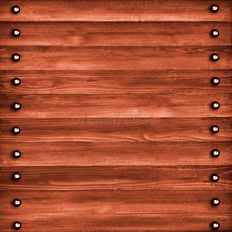 Fond d'en bois image stock