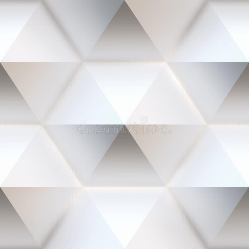 Fond d'hexagone illustration de vecteur