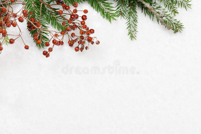 Fond d'hiver image stock