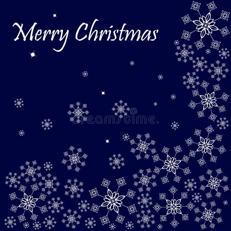 Fond d'illustration de Joyeux Noël illustration stock