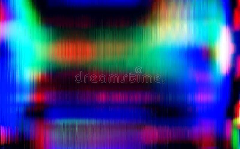 Fond d'image d'abrégé sur couleur de bruit de Digital illustration libre de droits