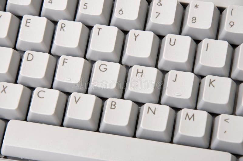 Fond d'image de clavier d'ordinateur photos stock