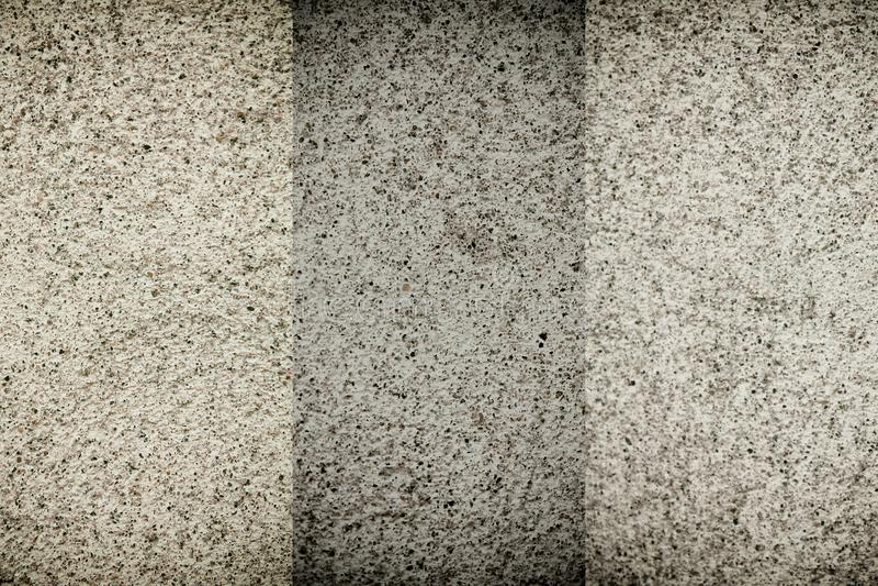 Fond d'image gentil des cailloux, texture ronde de roches photographie stock