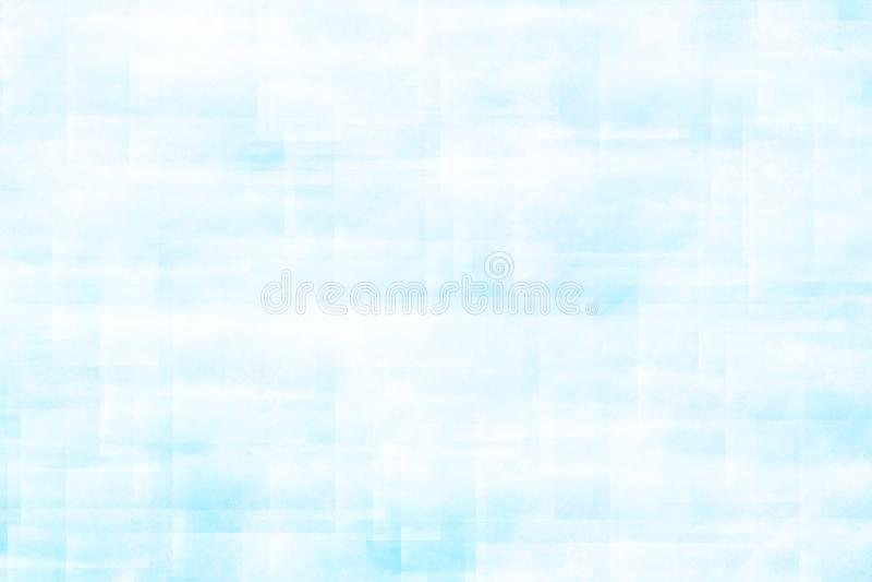 Fond d'image texturisé de place bleu-clair illustration libre de droits