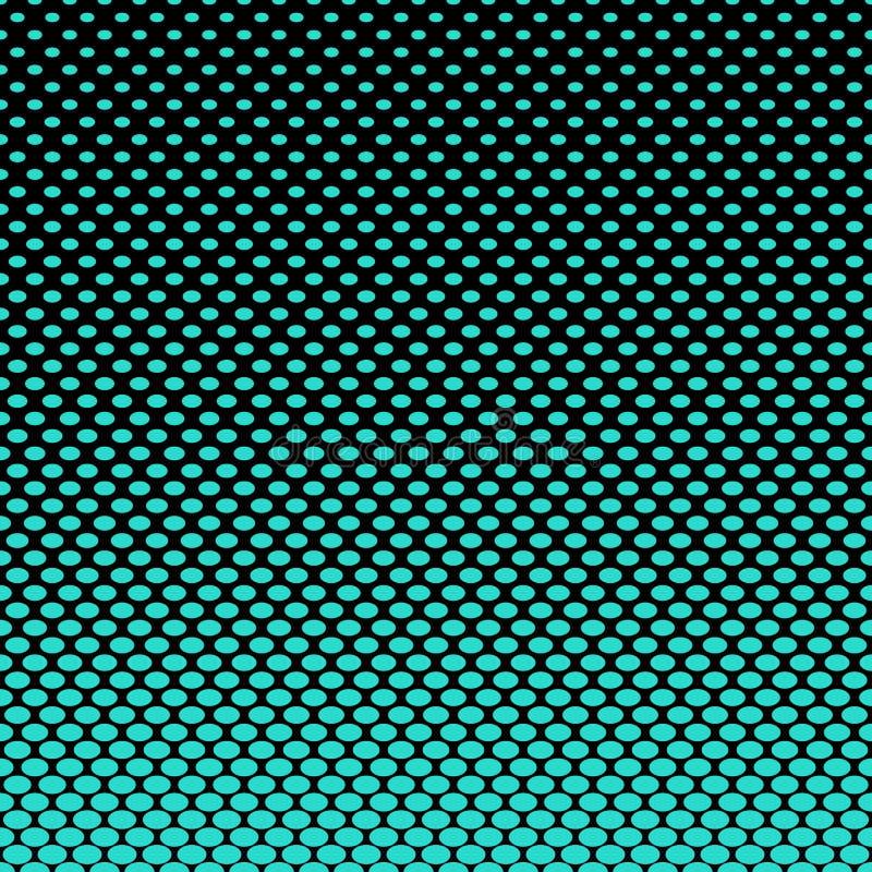 Fond d'image tramée de modèle d'ellipse illustration libre de droits