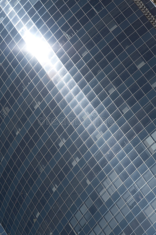 Fond d'immeuble de bureaux image libre de droits