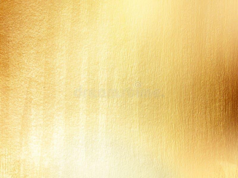 Fond d'or tiré par la main illustration de vecteur