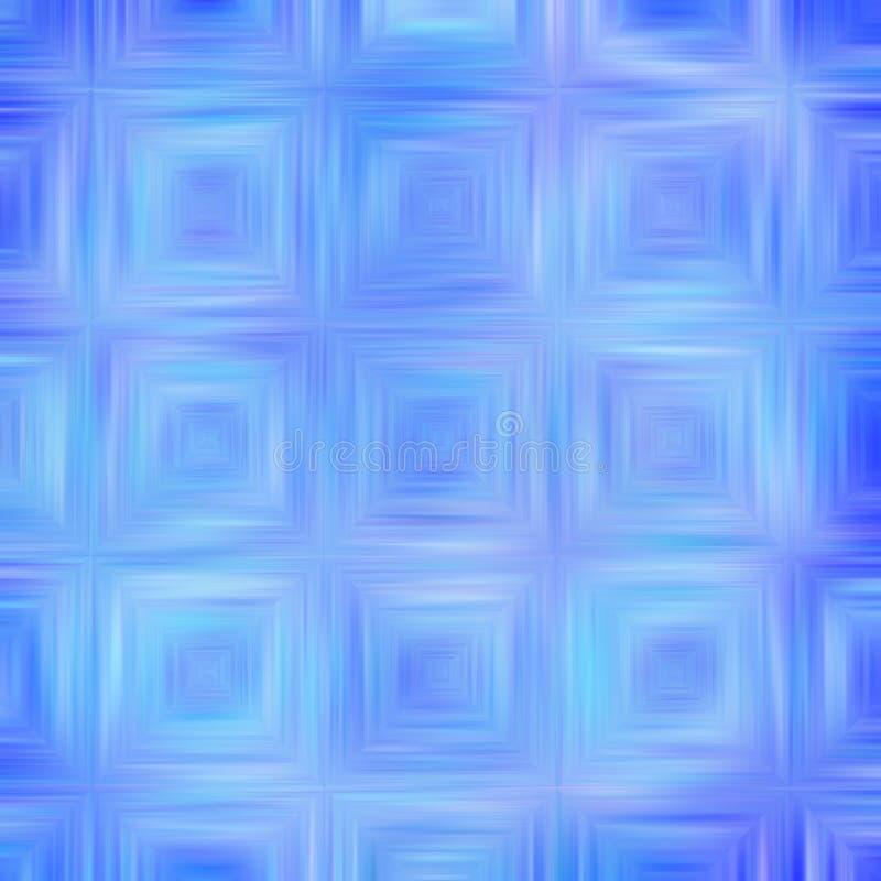 Fond dans le bleu illustration libre de droits