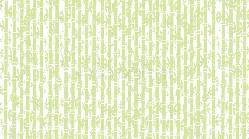 Fond de bambou illustration libre de droits