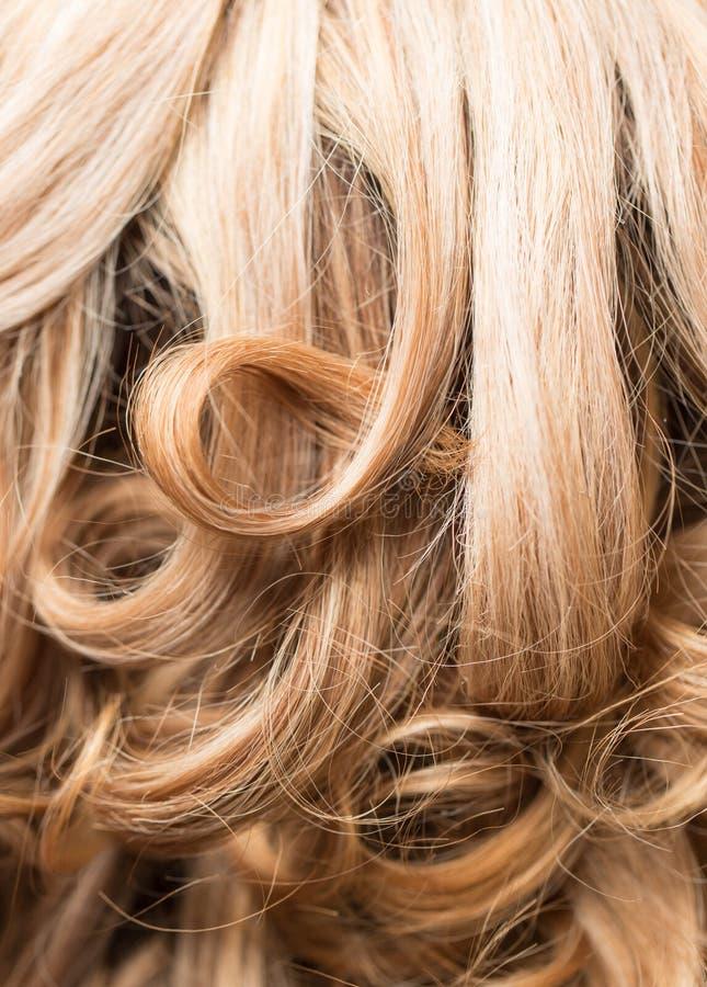 Fond de beaux cheveux du ` s de femme image stock