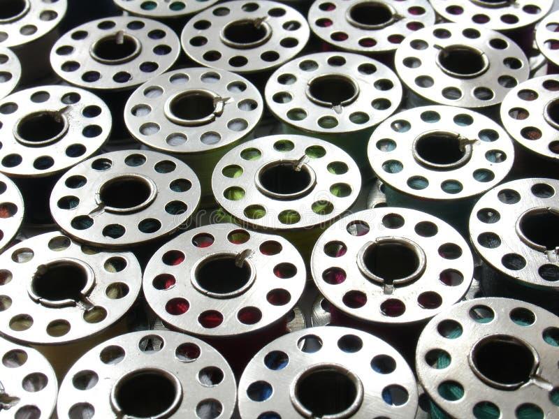 Fond de bobines photo libre de droits