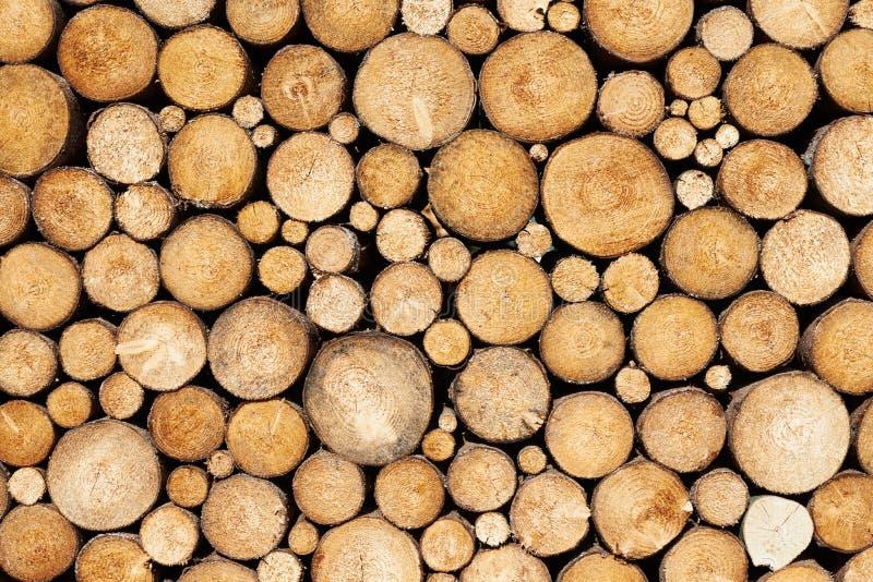 Fond de bois de construction de pin images libres de droits