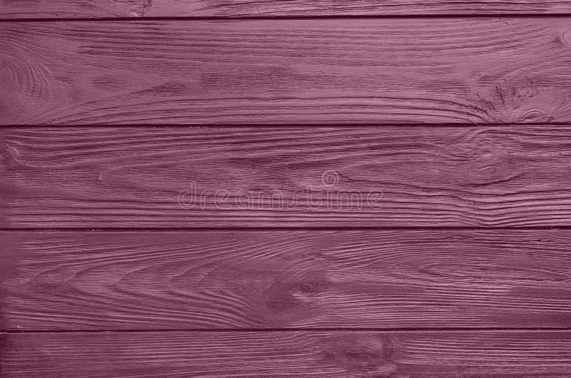 Fond de bois naturel rose Planches en bois Arrière-plan en bois naturel violet photos stock