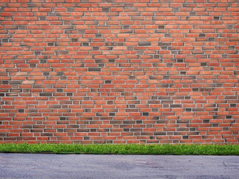 Fond de briques photographie stock libre de droits