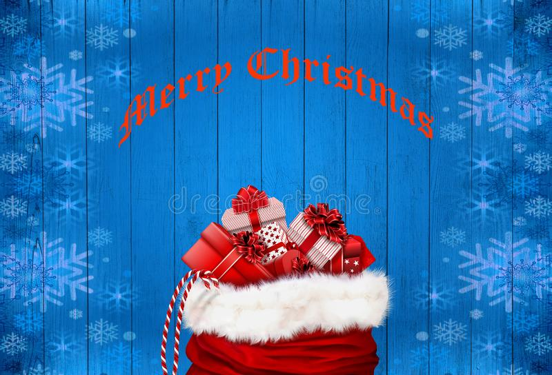 Fond de célébration de Noël photos libres de droits