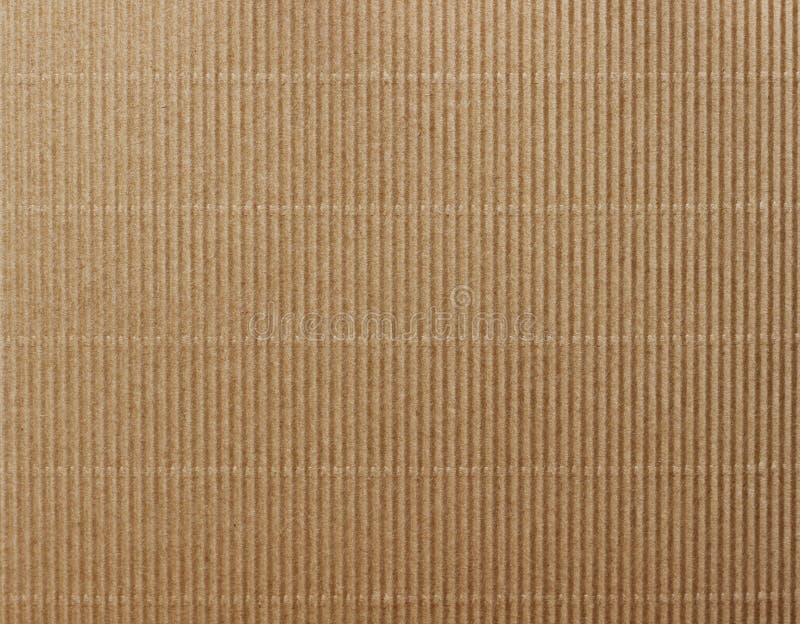 Fond de carton photographie stock