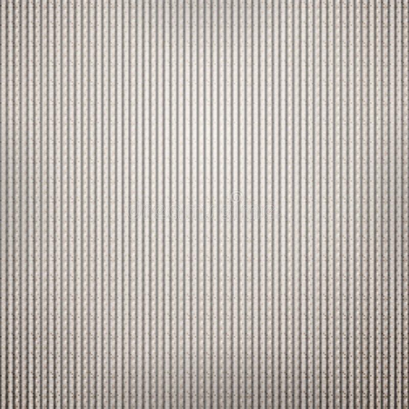 Fond de carton ondulé avec la texture de Pixel illustration de vecteur