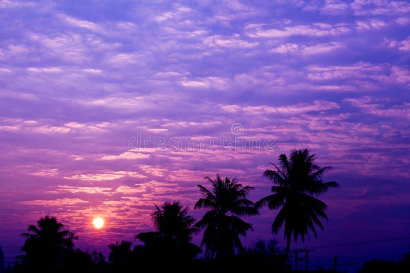 Fond de ciel bleu photo stock